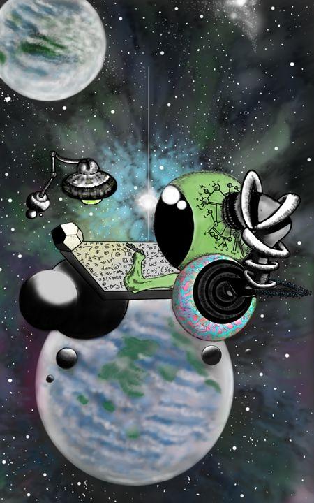 Creation - Hermes Auslander