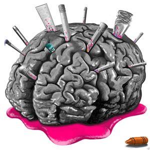 Sketchy Brain
