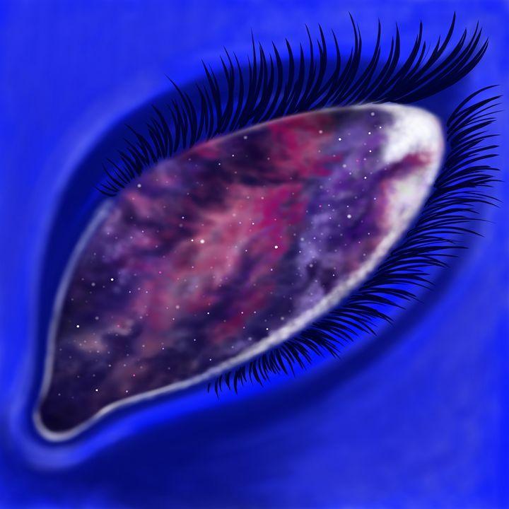 Outer Eyeballs - Hermes Auslander