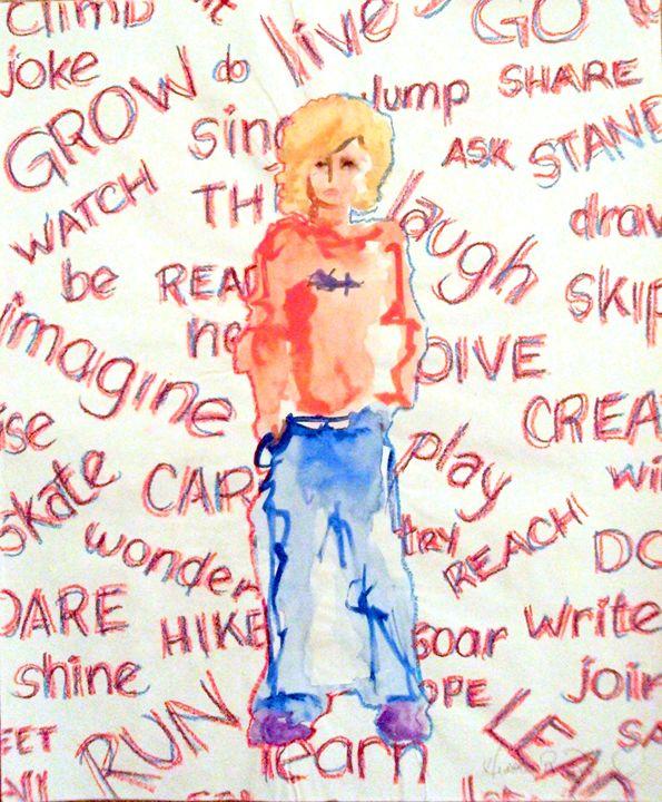 Boy Inspired - Heather Royal