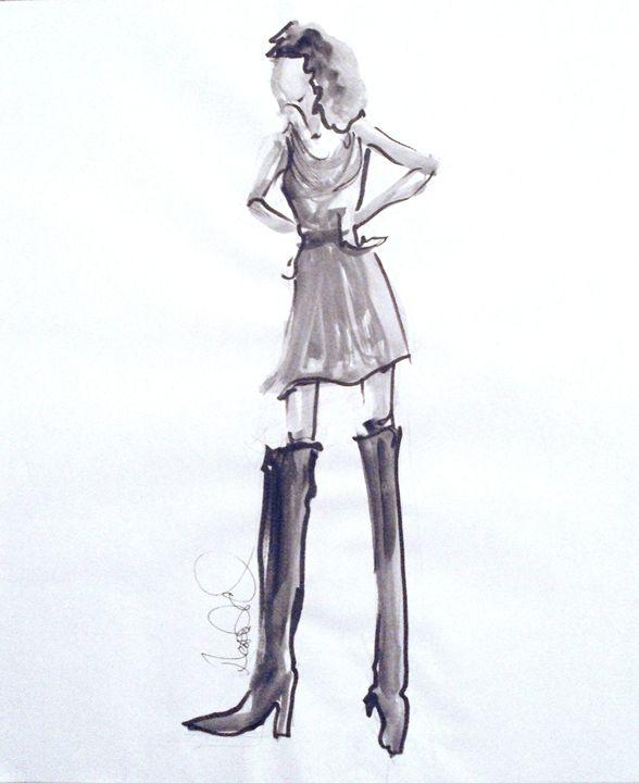 Gita No 5 - Heather Royal