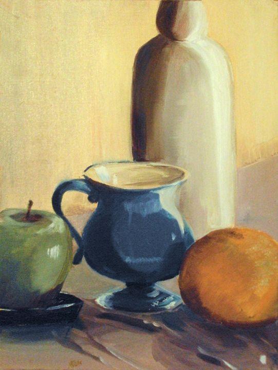 Kitchen Still Life - Heather Royal