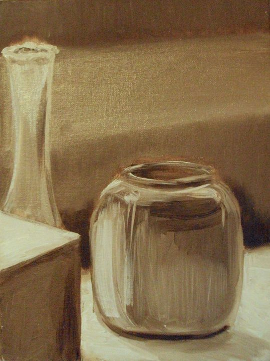 Sepia Objects - Heather Royal