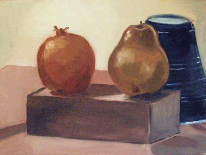Onion, Brick, Pear, Solo - Heather Royal