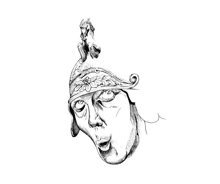Man Looking - MoodswingsPrints
