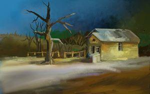Abandoned house - Das Menon