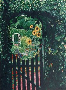 Gate to the Secret Garden