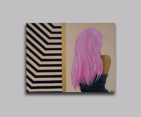 Lily - Ixhen art