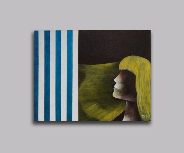Hazel - Ixhen art