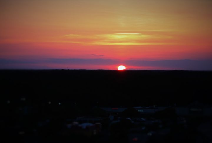 Sunset - Lisa McClendon