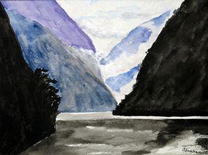 Fiords, Doubtful Sound