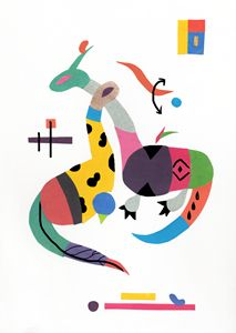 Dinosaurs in spots - Natalia Dzhola