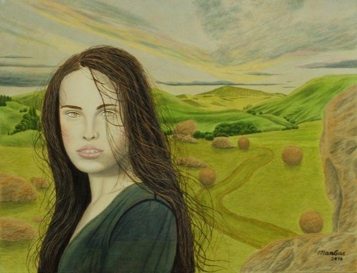 Maria Luisa - ManGas Gallery