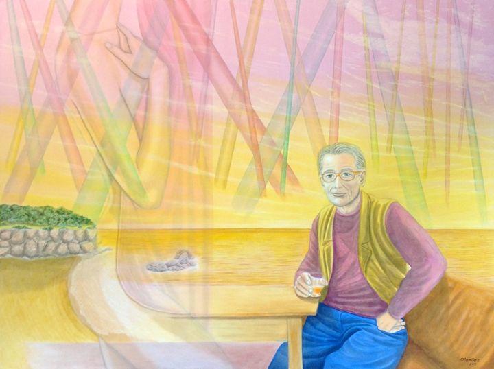 Illusion Optique Panoptique - ManGas Gallery