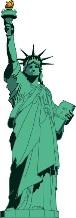 Statue of Liberty - My Artwork