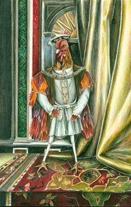 King Hen-ry VIII