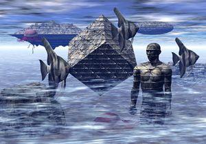 Jaja Land Submerged