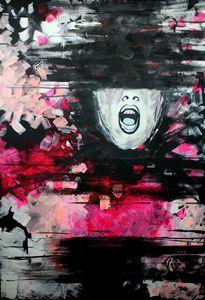 Scream in colors