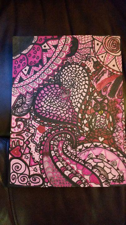 valentines day - Hewitts art
