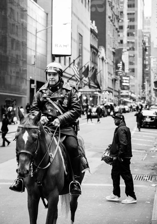 Horse - Gabriel Jacobs