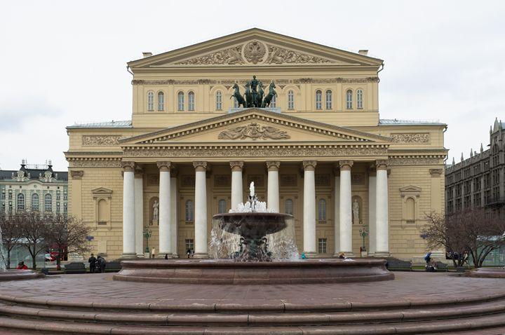 Bolshoy - Igorsin Gallery
