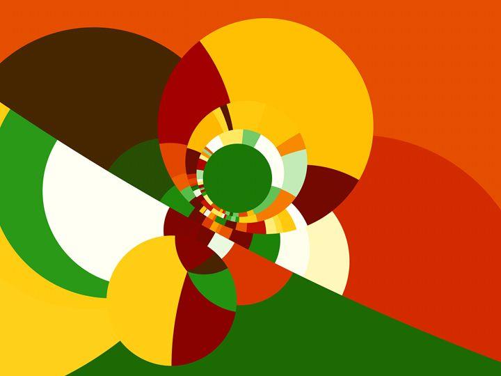 Abstraction - Igorsin Gallery