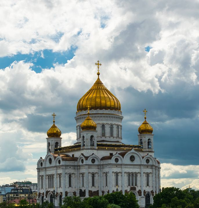 the Cathedral of Christ the Savior i - Aleksei lomanov