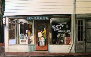 Country Club Barber Shop