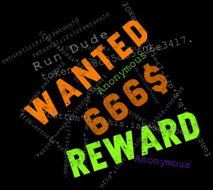 Wanted Reward 2
