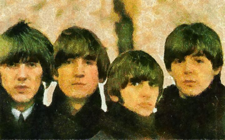Beatles - Zullian & Trompiz Galery