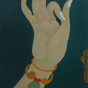 The Hand of Dunhuang 9