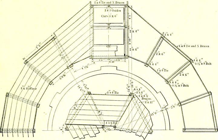 Architectural drawing 1 - Effigia