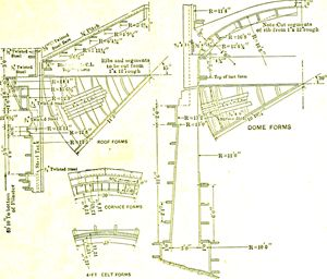 Architectural drawing schematic 2