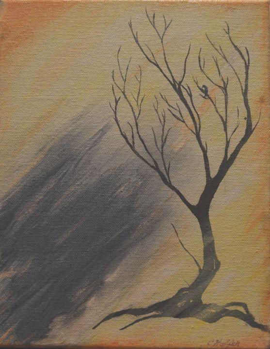 Faded Tree - Cassandra Barnhart