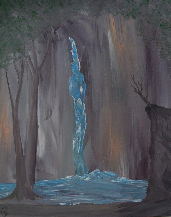 Waterfall - Cassandra Barnhart