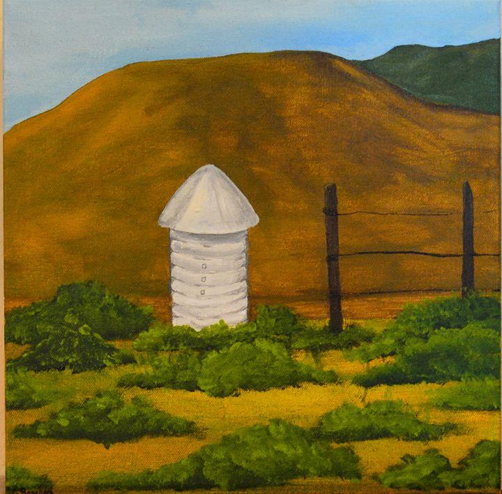 Pump House - Cassandra Barnhart