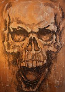 MDS (metallic dripping skull)