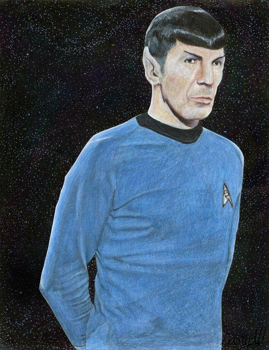 Spock - Sam I Am