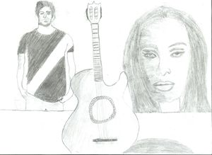 Guitar, Adele and me mix