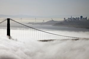 San Francisco Skyline - Fine Art Photography