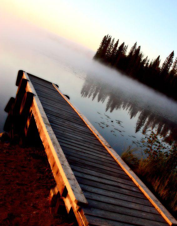 Lynx Lake - Fine Art Photography