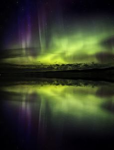 Northern Lights Aurora Borealis - Fine Art Photography