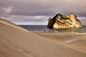 Farewell Spit New Zealand - Fine Art Photography