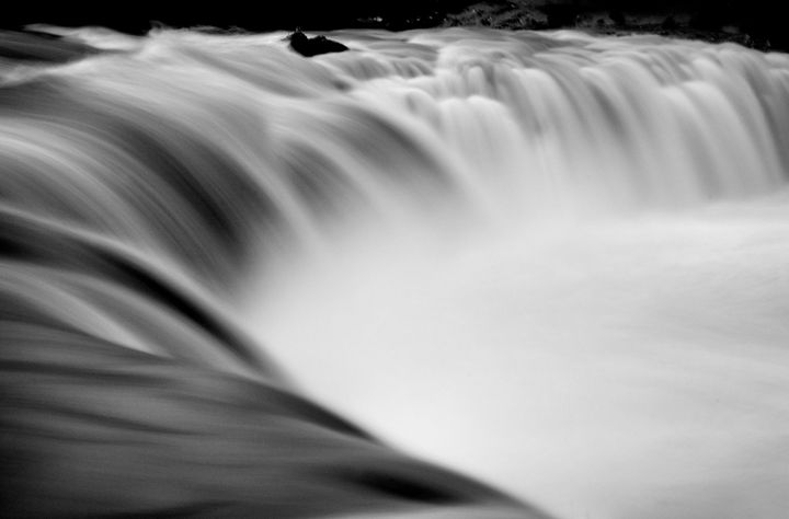 Haruru Falls New Zealand - Fine Art Photography