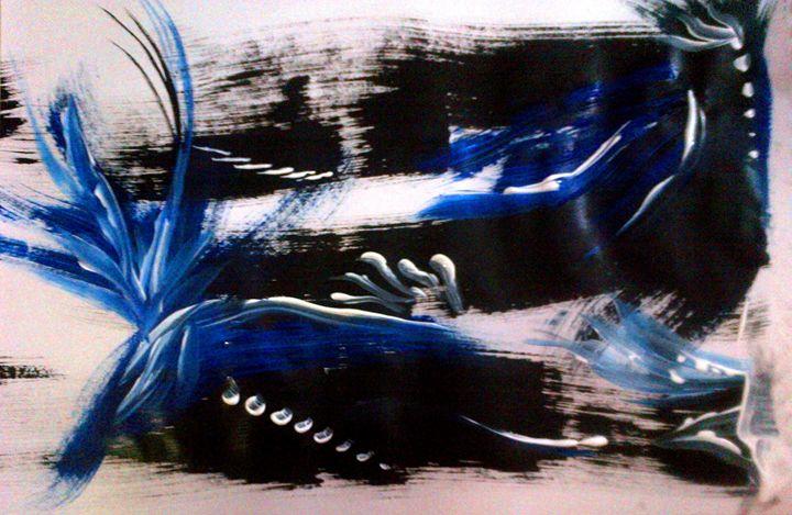 blue coral - Sean Jacobs