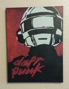 Daft Punk - Our Street Art