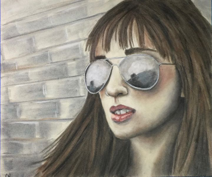 Leigh - Christine Newell • Left Side Art