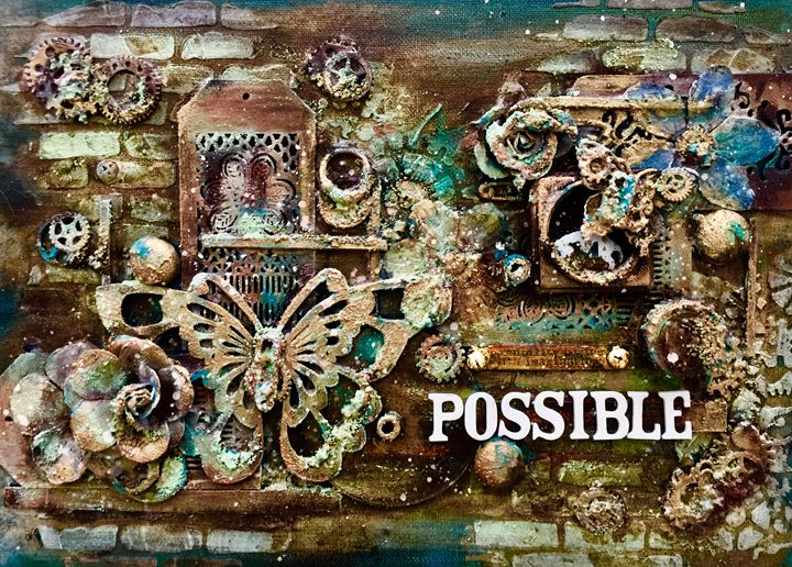 Possible - Christine Newell • Left Side Art