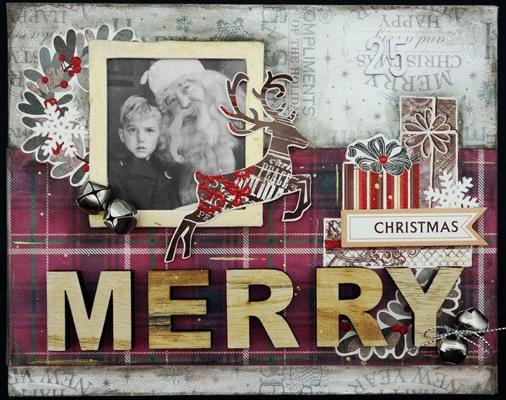 Christmas - Christine Newell • Left Side Art