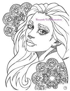 Page 7, Coloring Book